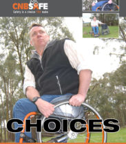 James Wood Choices Poster