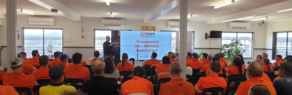 Anton Guinea CNBSafe Safety Speakers