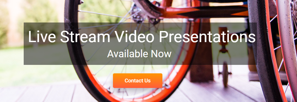 Live Stream Video Presentations safety